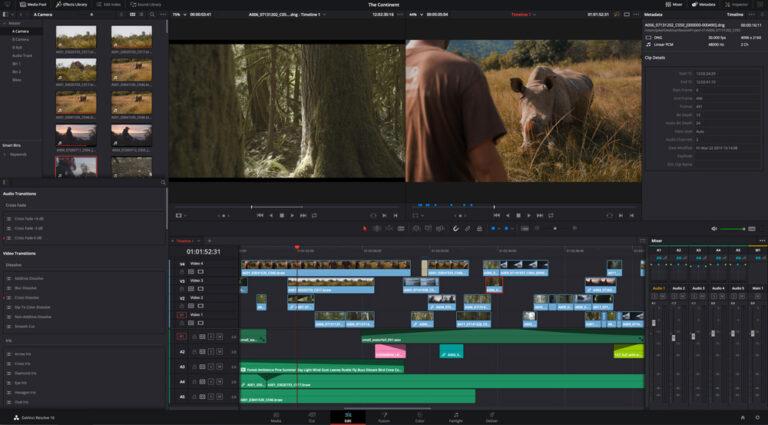 best video editing programs drones