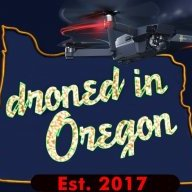 droned in Oregon