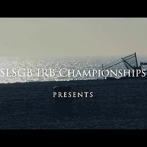 Surf Rescue SLSGB IRB Championships - Trailer Best Surf Rescue BOAT
