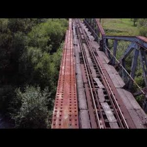 Drone View | Old Bridge